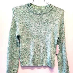 Abound  Norstrom Rack NEW Green  Sweater Size S